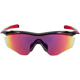 Oakley M2 Frame XL Sunglasses polished black/prizm road